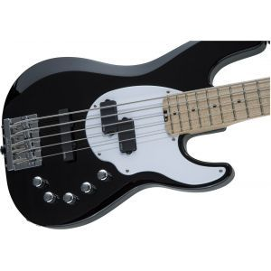 Jackson X Series Signature David Ellefson Concert Bass CBXM V Gloss Black