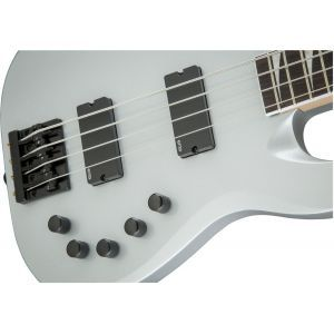Jackson X Series Signature David Ellefson Concert Bass CBX IV Quicksilver