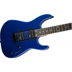 Jackson JS Series Dinky JS12 Metallic Blue