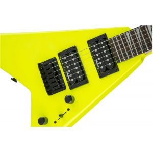 Jackson JS Series RR Minion JS1X Neon Yellow