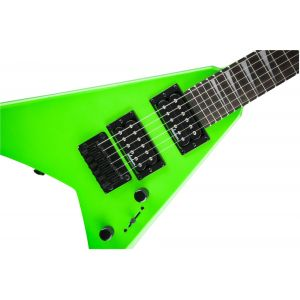 Jackson JS Series RR Minion JS1X Neon Green