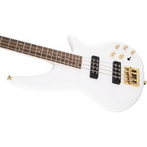 Jackson JS Series Spectra Bass JS3 Snow White