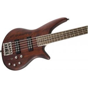 Jackson JS Series Spectra Bass JS3V Walnut Stain