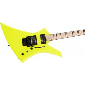 Jackson X Series Kelly KEXM Neon Yellow