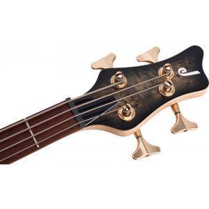 Jackson Pro Series Spectra Bass SBP IV Transparent Black Burst