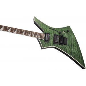 Jackson X Series Kelly KEXQ Transparent Green