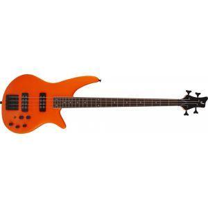 Jackson X Series Spectra Bass SBX IV Neon Orange