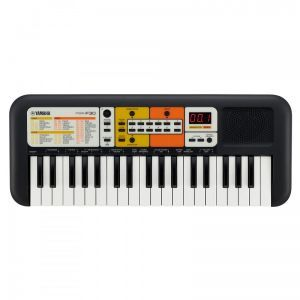 Keyboard Yamaha PSS F30 BK