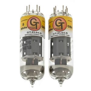 Lampi Groove Tubes EL84 R High Duet