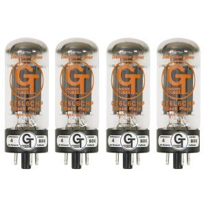 Lampi Groove Tubes GT6L6 C HP Medium Quartett