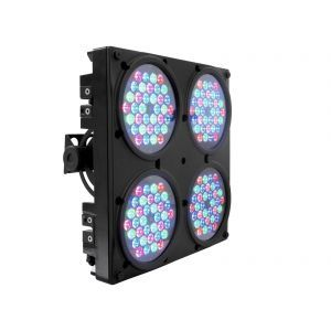 LED IP EXT-Blind 4x36x1W 15°
