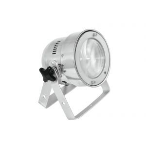 Proiector Eurolite LED PAR-56 COB RGB 25W grii