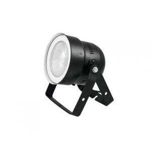 Proiector Eurolite LED PAR-56 COB RGB 25W negru