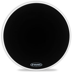 Membrana toba Evans Resonant Black 20