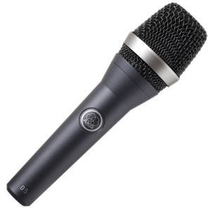 Microfon cu fir AKG D 5