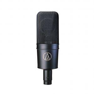 Microfon cu fir Audio Technica At4033