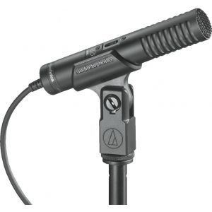 Microfon cu fir Audio Technica Pro24