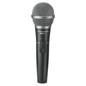 Microfon cu fir Audio Technica Pro31 QTR