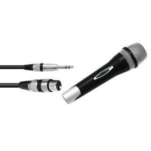 Microfon cu fir Omnitronic Partymic 1