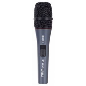 Microfon cu fir Sennheiser E 865-S