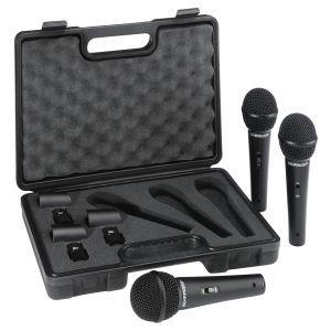Set microfon cu fir Behringer Xm1800s