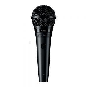 Microfon cu fir Shure PGA58