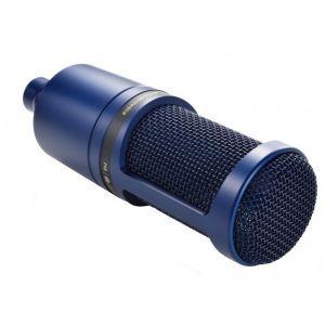 Microfon De Studio Audio Technica AT2020 TYO Blue