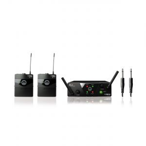 Microfon fara fir AKG WMS 40 Mini2 Instrumental Set Dual