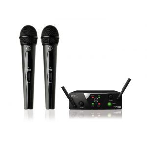 Microfon fara fir AKG WMS 40 Mini2 Vocal Set Dual