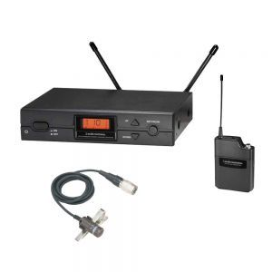 Microfon fara fir Audio Technica ATW 2110a/hc1