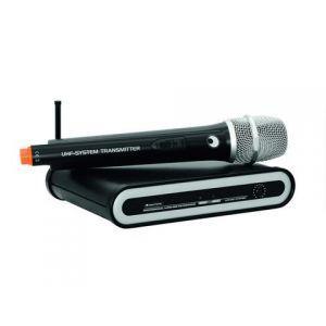 Microfon fara fir Omnitronic UHF 201