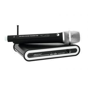 Microfon fara fir Omnitronic UHF-201 830.900MHz