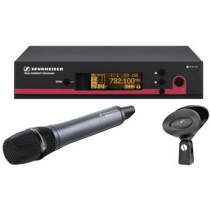 Microfon fara fir Sennheiser EW 135 G3 Vocal Set
