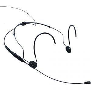 Microfon Headset Sennheiser HSP 2 EW Black