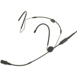 Microfon Headset Sennheiser HSP 4 Lemo Black