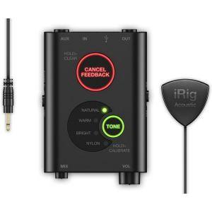 Microfon Instrumente IK Multimedia iRig Acoustic Stage