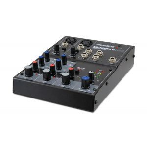 Mixer analog Alesis Multimix 4 USB