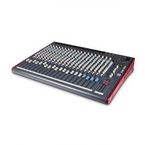 Mixer analog Allen&Heath Zed 24