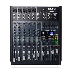 Mixer Analog Alto Live 802