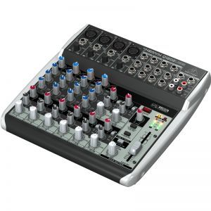 Mixer Analog Behringer Xenyx Q1202usb