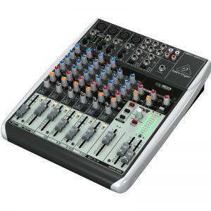 Mixer Analog Behringer Xenyx Q1204usb