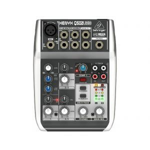 Mixer Analog Behringer Xenyx Q502usb