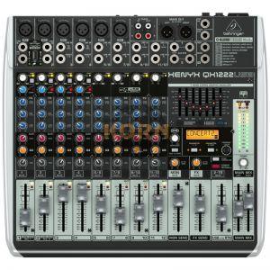 Mixer Analog Behringer Xenyx QX 1222usb