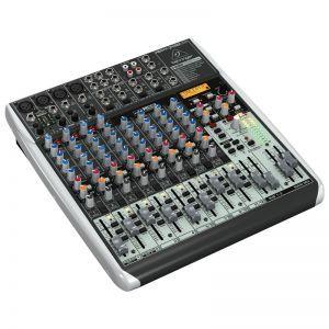 Mixer Analog Behringer Xenyx QX 1622usb
