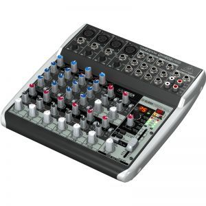 Mixer Analog Behringer Xenyx Qx1202usb