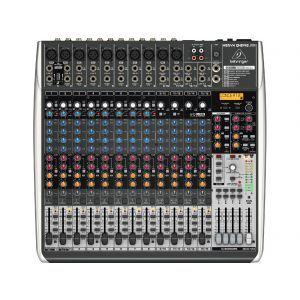 Mixer Analog Behringer Xenyx Qx2442 USB