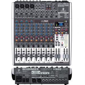 Mixer Analog Behringer Xenyx X1622 USB