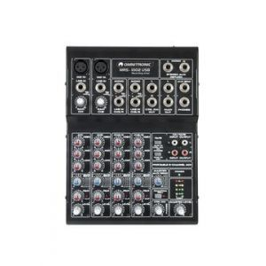 Mixer analog Omnitronic MRS 1002USB