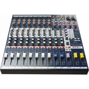 Mixer Analog Soundcraft EFX 8