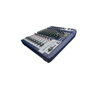 Mixer analog Soundcraft Signature 10